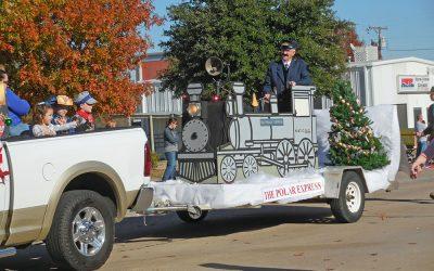 Allen Christmas Parade
