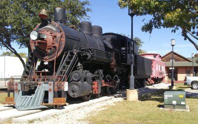 Welcome #20 Steam Locomotive!